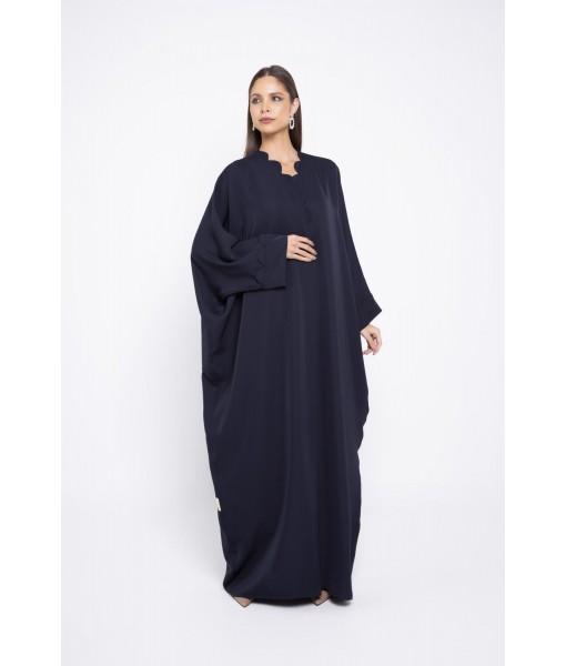 Classic farashah abaya wi...