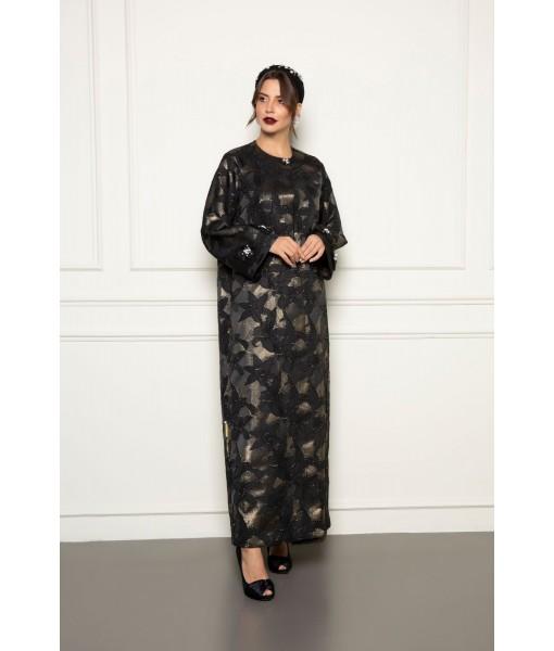 jacquard coat style abay...